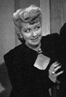 Christine in mystery shot